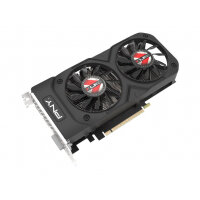 PNY XLR8 GeForce GTX 1050 Ti OC GAMING 2 - Graphics card - GF GTX 1050 Ti - 4 GB GDDR5 - PCIe 3.0 x16 - DVI, HDMI, DisplayPort