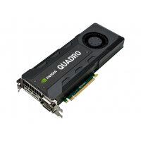 NVIDIA Quadro K5200 - Graphics card - Quadro K5200 - 8 GB GDDR5 - PCIe 3.0 x16 - 2 x DVI, 2 x DisplayPort