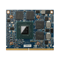 NVIDIA Quadro M1000M - Graphics card - Quadro M1000M - 2 GB GDDR5 - MXM 3.1 Type A - for Workstation Z1 G3