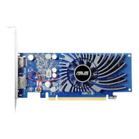 ASUS GT1030-2G-BRK - Graphics card - GF GT 1030 - 2 GB GDDR5 - PCIe 3.0 low profile - HDMI, DisplayPort