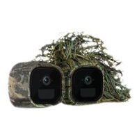 Arlo Replaceable Skins - Camera protective cover - outdoor - mossy oak camouflage, Ghillie