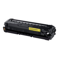 Samsung CLT-Y503L - High Yield - yellow - original - toner cartridge (SU491A) - for ProXpress SL-C3010DW, SL-C3010ND, SL-C3060FR, SL-C3060FW, SL-C3060ND