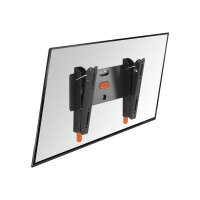 "Vogel's BASE 15 S - Wall mount for LCD / plasma panel - black - screen size: 19""-37"""
