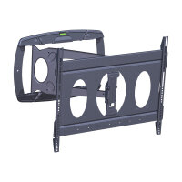 "Vogel's PFW 6850 - Wall mount for LCD / plasma panel (Tilt & Turn) - aluminium - black - screen size: 32""-72"""