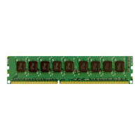 Synology - DDR3 - 8 GB: 2 x 4 GB - DIMM 240-pin - 1600 MHz / PC3-12800 - CL11 - 1.5 V - unbuffered - ECC - for Disk Station DS3615; RackStation RC18015, RS10613, RS18016, RS3413, RS3614, RS3617