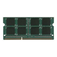 Dataram - DDR3L - 4 GB - SO-DIMM 204-pin - 1600 MHz / PC3L-12800 - CL11 - 1.35 / 1.5 V - unbuffered - non-ECC