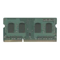 Dataram Value Memory - DDR3L - 4 GB - SO-DIMM 204-pin - 1600 MHz / PC3L-12800 - CL11 - 1.35 V - unbuffered - non-ECC