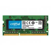 Crucial - DDR3L - 4 GB - SO-DIMM 204-pin - 1600 MHz / PC3-12800 - CL11 - 1.35 V - unbuffered - non-ECC