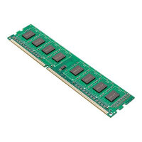 PNY - DDR3 - 4 GB - DIMM 240-pin - 1600 MHz / PC3-12800 - CL11 - 1.5 V - unbuffered - non-ECC