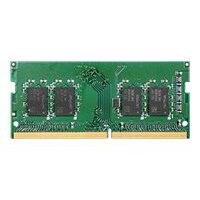 Synology - DDR4 - 4 GB - SO-DIMM 260-pin - 2133 MHz / PC4-17000 - 1.2 V - unbuffered - non-ECC