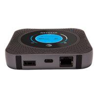 NETGEAR Nighthawk M1 Mobile Router - Mobile hotspot - 4G LTE Advanced - 1 Gbps - GigE, 802.11ac