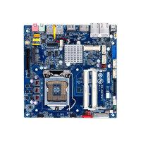 Gigabyte GA-Q87TN - 1.0 - motherboard - mini ITX - LGA1150 Socket - Q87 - USB 3.0 - 2 x Gigabit LAN - onboard graphics (CPU required) - HD Audio (8-channel)