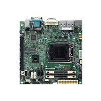 SUPERMICRO X10SLV - Motherboard - mini ITX - LGA1150 Socket - H81 - USB 3.0 - 2 x Gigabit LAN - onboard graphics (CPU required) - HD Audio (8-channel)