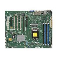SUPERMICRO X11SSA-F - Motherboard - ATX - LGA1151 Socket - C236 - USB 3.0 - 2 x Gigabit LAN - onboard graphics