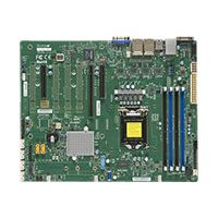 SUPERMICRO X11SSI-LN4F - Motherboard - ATX - LGA1151 Socket - C236 - USB 3.0 - 4 x Gigabit LAN - onboard graphics