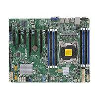 SUPERMICRO X10SRL-F - Motherboard - ATX - LGA2011-v3 Socket - C612 - USB 3.0 - 2 x Gigabit LAN - onboard graphics