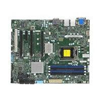 SUPERMICRO X11SAT-F - Motherboard - ATX - LGA1151 Socket - C236 - USB 3.0, USB-C - 2 x Gigabit LAN - onboard graphics - HD Audio (8-channel)