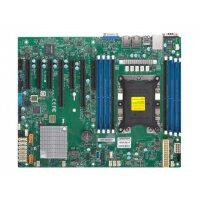SUPERMICRO X11SPL-F - Motherboard - ATX - Socket P - C621 - USB 3.0 - 2 x Gigabit LAN - onboard graphics