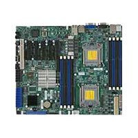 SUPERMICRO H8DCL-6F - Motherboard - ATX - Socket C32 - 2 CPUs supported - AMD SR5690/SP5100 - 2 x Gigabit LAN - onboard graphics