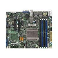 SUPERMICRO X10SDV-2C-TP8F - Motherboard - FlexATX - Intel Pentium D1508 - USB 3.0 - 2 x 10 Gigabit LAN, 6 x Gigabit LAN - onboard graphics