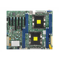 SUPERMICRO X11DPL-I - Motherboard - ATX - Socket P - 2 CPUs supported - C621 - USB 3.0 - 2 x Gigabit LAN - onboard graphics