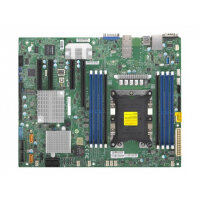 SUPERMICRO X11SPH-NCTF - Motherboard - ATX - Socket P - C622 - USB 3.0 - 2 x 10 Gigabit LAN - onboard graphics