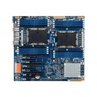 Gigabyte MD71-HB0 - 1.0 - motherboard - extended ATX - Socket P - 2 CPUs supported - C622 - USB 3.0 - 2 x 10 Gigabit LAN, 2 x Gigabit LAN - onboard graphics