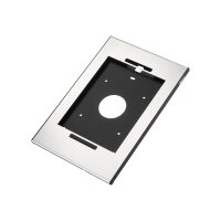 Vogel's Professional PTS 1219 TabLock - Enclosure for tablet - lockable - aluminium, steel - silver, aluminium - mounting interface: 100 x 100 mm