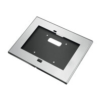 Vogel's TabLock PTS 1211 - Secure enclosure - black, silver - for Samsung Galaxy Tab 3 (10.1 in)