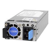 NETGEAR - Power supply (plug-in module) - AC 100-240 V - 1200 Watt - Europe, Americas