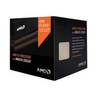 AMD Black Edition - AMD FX 8350 - 4 GHz - 8-core - 8 threads - 8 MB cache - Socket AM3+ - Box
