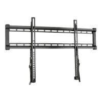 "Sanus VuePoint F55c - Mounting kit (wall mount) for plasma panel - black - screen size: 47""-80"""