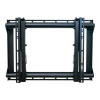 "Vogel's Professional PFW 5870 - Wall mount for LCD / plasma panel - black - screen size: 37""-65"""