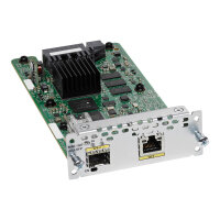 Cisco WAN Network Interface Module - Expansion module - combo Gigabit SFP x 1