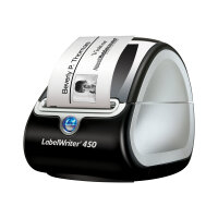 DYMO LabelWriter 450 - Label printer - thermal paper - 600 x 300 dpi - up to 51 labels/min - USB