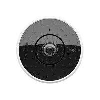 Logitech Circle 2 - Network surveillance camera - colour (Day&Night) - 1920 x 1080 - 1080p - audio