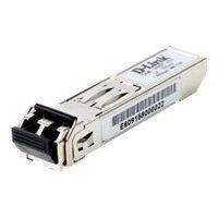 D-Link DEM 310GT - SFP (mini-GBIC) transceiver module - GigE - 1000Base-LX - LC - up to 10 km - 1310 nm - for DES 30XX; DGS 3630; DWS 3024; DXS 1100, 1210, 3400, 3600; Web Smart DXS-1210-12