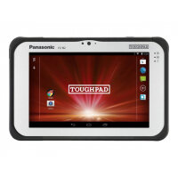 "Panasonic Toughpad FZ-B2 - Tablet - Android 6.0 (Marshmallow) - 32 GB eMMC - 7"" (1280 x 800) - barcode reader - microSD slot - 4G"