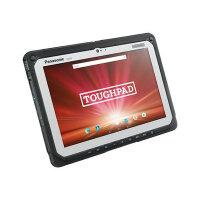 "Panasonic Toughpad FZ-A2 - Tablet - Android 6.0 (Marshmallow) - 32 GB eMMC - 10.1"" IPS (1920 x 1080) - barcode reader - USB host - microSD slot"