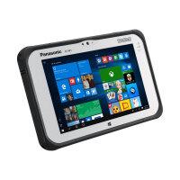 "FZ-M1 FZ-M1 - Tablet - Core m5 6Y57 / 1.1 GHz - Win 10 Pro - 4 GB RAM - 128 GB SSD - 7"" IPS touchscreen 1280 x 800 - HD Graphics 515 - Wi-Fi, Bluetooth - rugged"