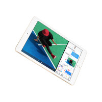 "Apple 9.7-inch iPad Wi-Fi - 6th generation - tablet - 128 GB - 9.7"" IPS (2048 x 1536) - gold"