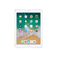 "Apple 9.7-inch iPad Wi-Fi + Cellular - 6th generation - tablet - 32 GB - 9.7"" IPS (2048 x 1536) - 4G - LTE - gold"