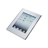 Vogel's TabLock PTS 1114 - Secure enclosure - black/silver - for Apple iPad Air
