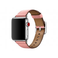 Apple 38mm Classic Buckle - Watch strap - 130-195 mm - soft pink