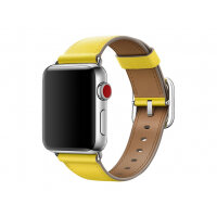 Apple 38mm Classic Buckle - Watch strap - 130-195 mm - spring yellow