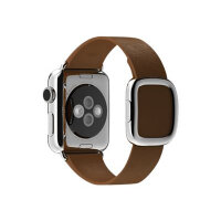 Apple 38mm Modern Buckle - Large - watch strap - brown - for Watch (38 mm)