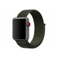 Apple 38mm Nike Sport Loop - Watch strap - 130-190 mm - cargo khaki