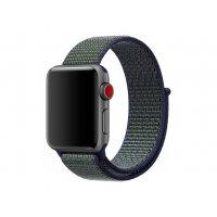 Apple 38mm Nike Sport Loop - Watch strap - 130-190 mm - midnight fog