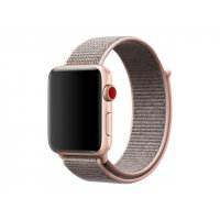 Apple 42mm Sport Loop - Watch strap - 145-220 mm - pink sand - for Watch (42 mm)