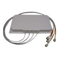 Cisco Aironet Dual Band Antenna - Antenna - 6 dBi - directional
